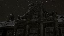 Schloss Ahaus im Winter (2005)