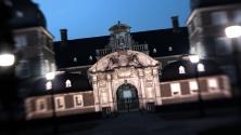 Schloss Ahaus (Lensbaby)