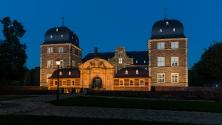 Schloss Ahaus - Blaue Stunde