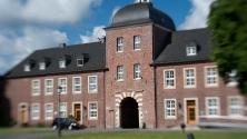 Ahaus - Amtsgericht (Lensbaby)