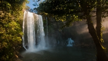 Wasserfall Misol-Ha