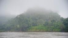 Bootsfahrt nach Yaxchilán